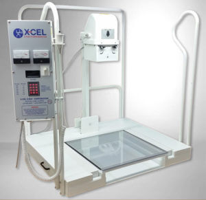 X-cel 715 BD X-ray Machine