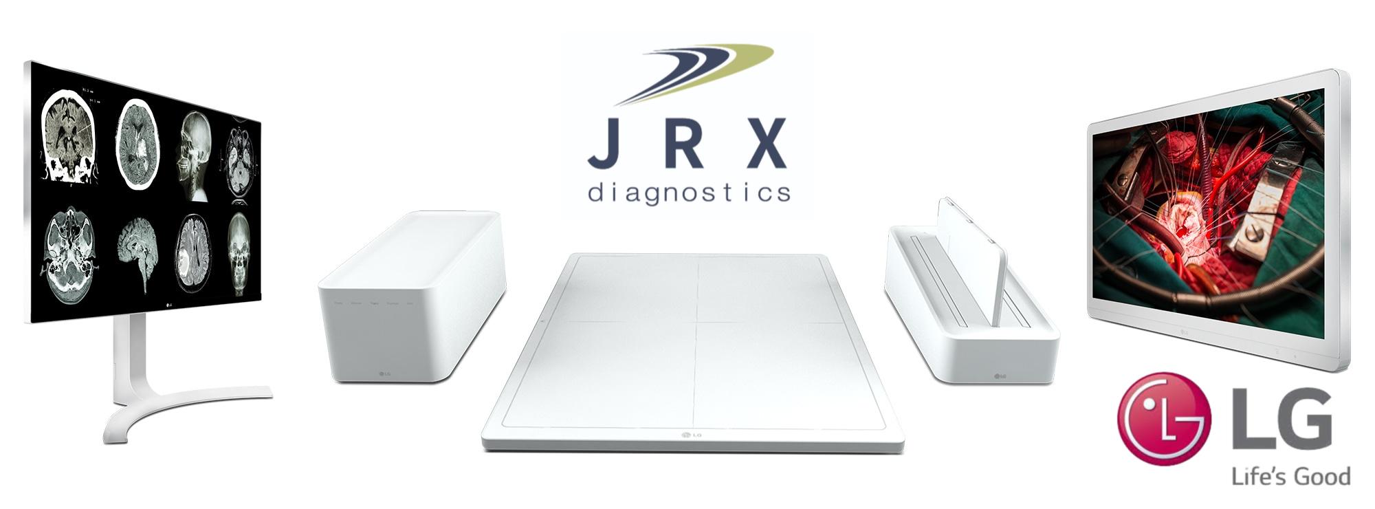 LG Flat Panel X-ray Sensors