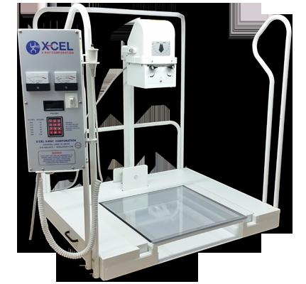 XCel Podiatry X Ray