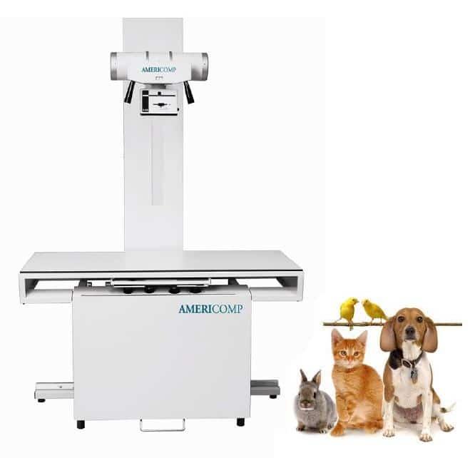 Americomp Veterinary X Ray img